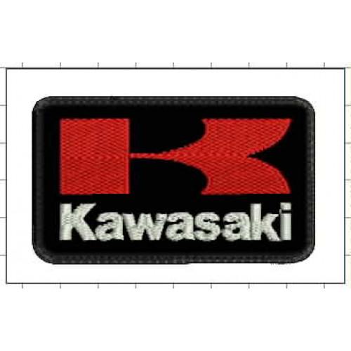 Nášivka Kawasaki znak