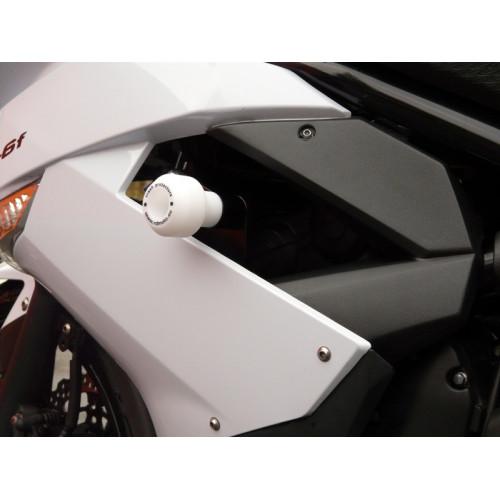 RDmoto padacie protektory PH01 - Kawasaki ER6-F r.09-11