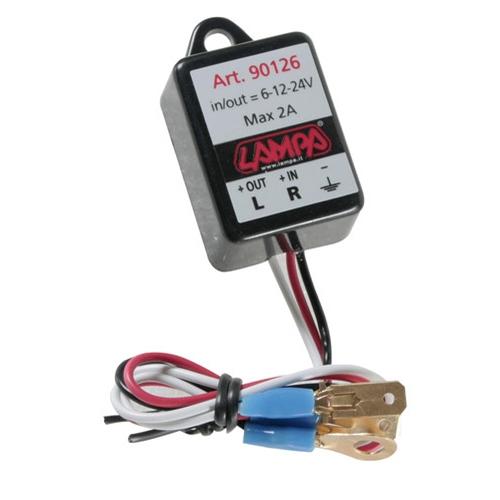 Prerušovač smeroviek UNI - LED
