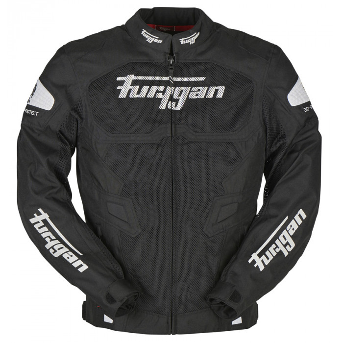 Furygan - bunda ATOM VTD / black