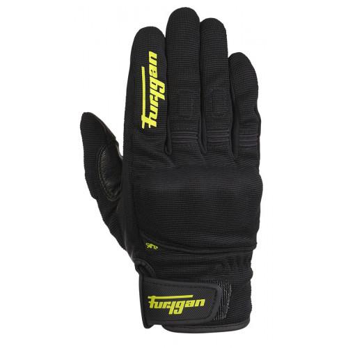 Furygan - rukavice JET D3O / fluo
