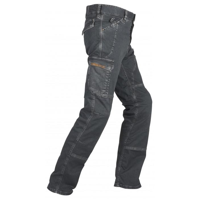 Furygan - jeans SAMMY / grey