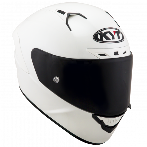 KYT NX-RACE - PLAIN white