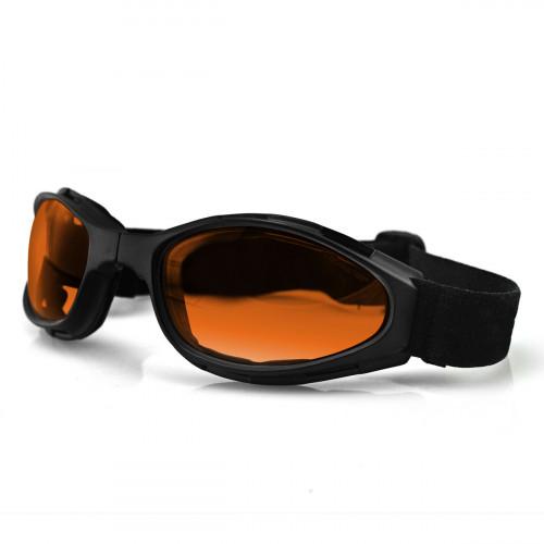 Okuliare Bobster - Crossfire amber