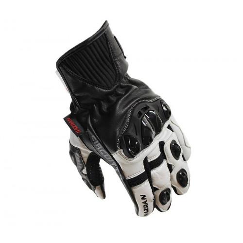 Nazran - rukavice Circuit 7 biele