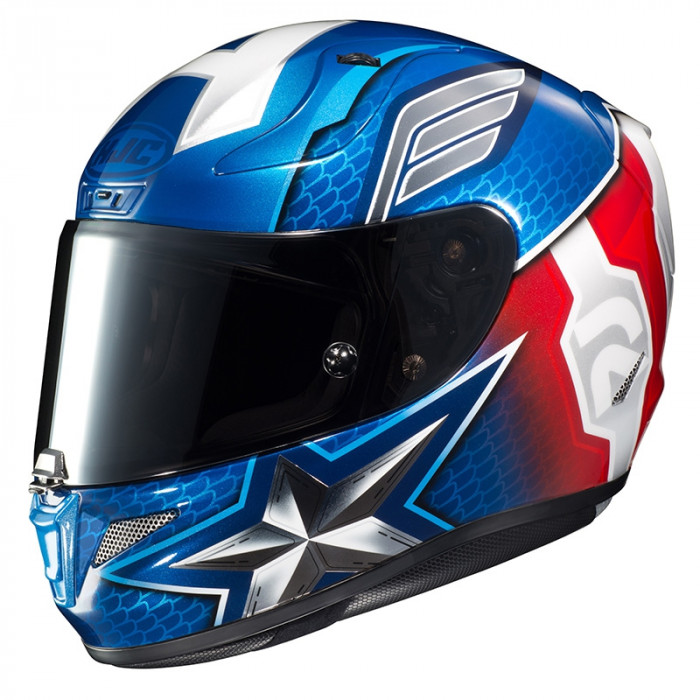 HJC RPHA 11 - Captain America