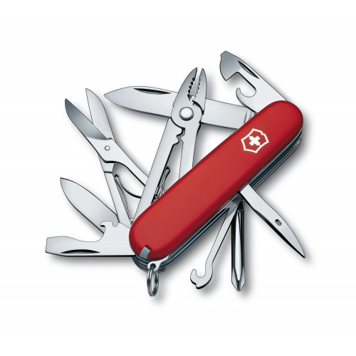 Victorinox - Deluxe Tinker / red 91mm