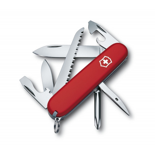 Victorinox - Hiker / red 91mm
