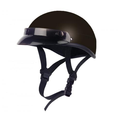 Braincap - Čierna matná