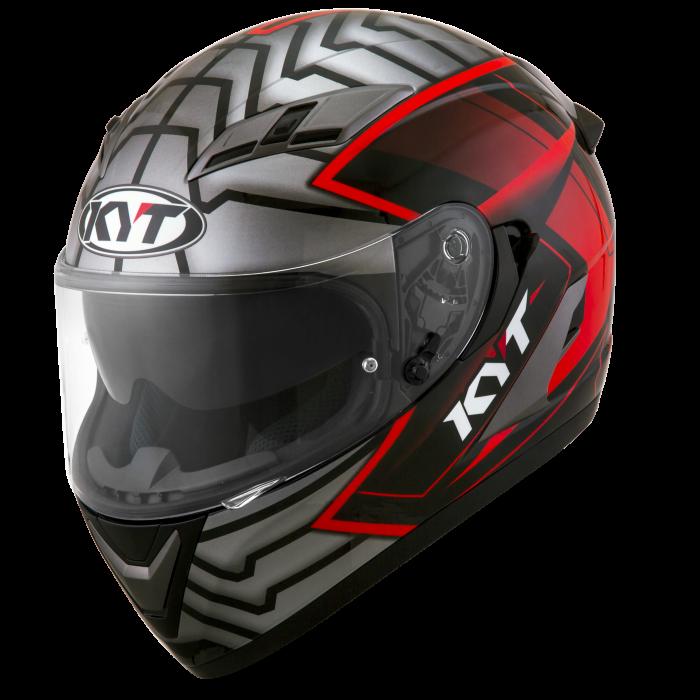 KYT - FALCON 2  Armor / red
