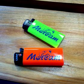 Moteam - Zapaľovač fluo