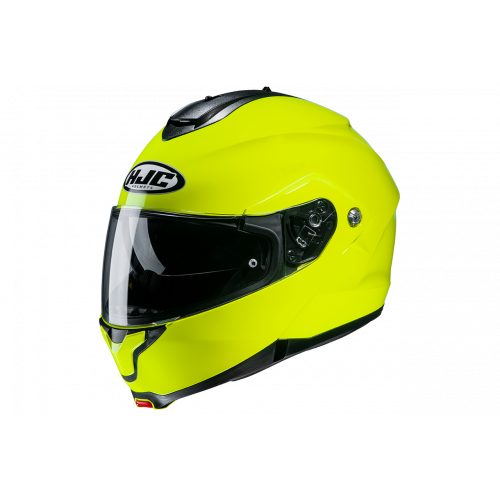 HJC C91 - FLUORESCENT GREEN