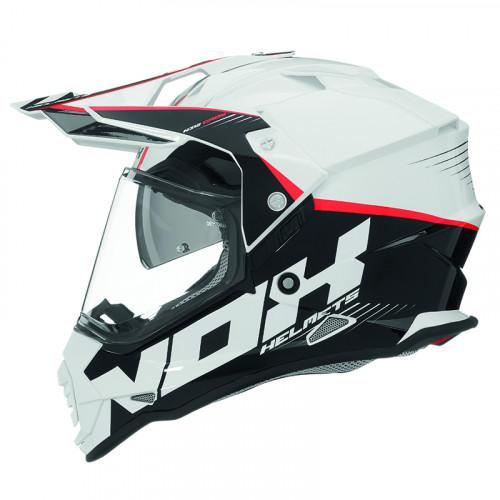 NOX - N312 crow / white
