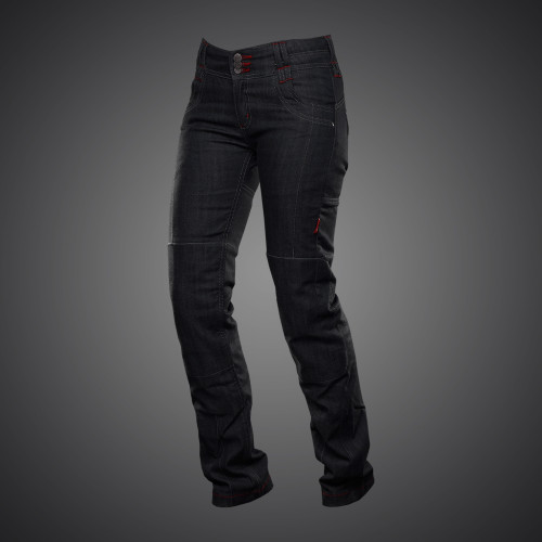 4SR - Kevlar Jeans - Cool Lady Black
