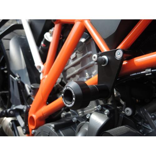 RDmoto padacie protektory PH01 - KTM 1290-SuperDuke r.2014