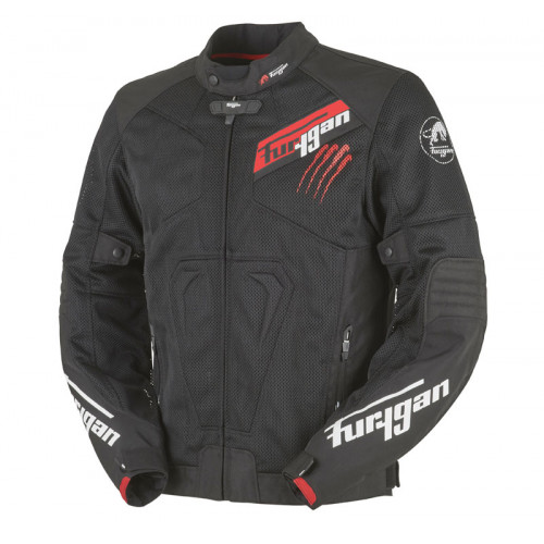 "Furygan - bunda HURRICANE Vented / red ""M"""