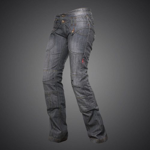 4SR - Kevlar Jeans - Lady Star Grey